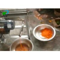 China full stainless steel apple/carrot/pineapple/grape/orange juice extracting machine on sale