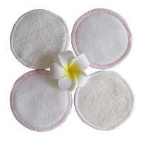 Cheap Eco Friendly Reusable Makeup Remover Pads For Girls Customized Color Super Soft for sale