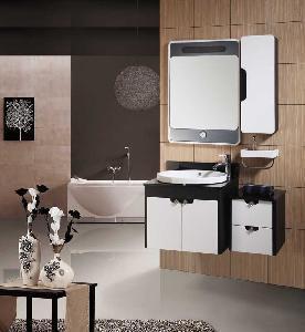 Cheap Bathroom Cabinet / PVC Bathroom Cabinet (W-236) for sale