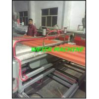 Cheap PVC UPVC Corrugated Roof Sheeting Machine 1000mm Wide 55kw 250kg Per Hour for sale