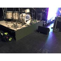 Cheap Die - Casting Aluminum Led Video Screen Rental , Anti - Static Led Video Display for sale