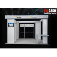 Cheap Light weight and druable  Aluminium  Materials 10x20 Trade Show Booth for sale