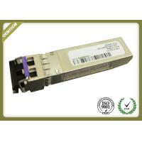 Buy cheap Touch Sensitive SFP Module Transceiver DWDM Reach 80km For Telecommunications from wholesalers