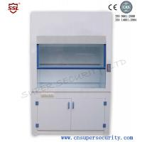 Quality 8mm Polypropylene Lab Fume Hood Rust-Resistance Pfh High capacity for corrosive wholesale