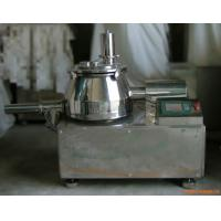 Cheap CE Certificate Wet Granulation Equipment 6.5 Kw Power With Touch Screen Operation for sale