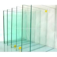 Cheap Annealed Float Laminated Clear Toughened Glass For Table Tops , Storefront Glass Door for sale