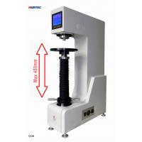 Closed - Loop Auto Turret Touch Screen Brinell Hardness Testing Machine Bench Type