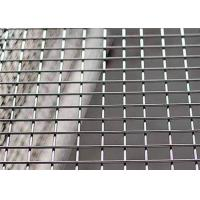 China Galvanized PVC Coating Wire Mesh Panel For Building SGS ISO Certification on sale