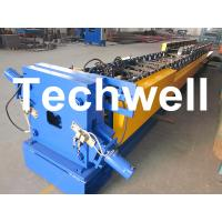 """Cheap 3"""" * 4"""" Rectangular Rainspout Roll Forming Machine for Rainwater Downpipe, Water Pipe for sale"""