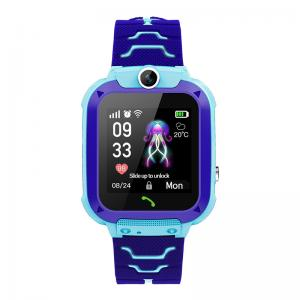 "Cheap SOS One Key Calling 400mAh 1.44"" Kids Touch Screen Smartwatch for sale"