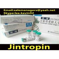 Cheap Weight Loss Supplements Jintropin 10 iu/Vial*10 bottles/Kit White Lyophilized Powder for sale