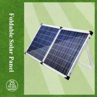 Cheap 2016 New energy from China Pv supplier poly 100w foldable solar panel for sale