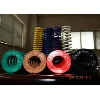 Buy cheap Good elasticity  Right-handed  mold spring for electrical appliances, red from Wholesalers