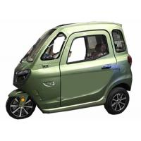 ECO Enclosed Electric Tricycle 60V45Ah Battery 1000W Silent Motor Green Energy