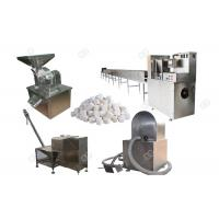 China Automatic Raw Sugar Cube Making Machine Manufacturing Process White Sugar Cubes on sale