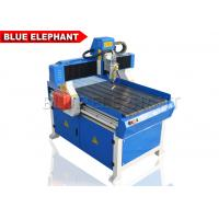 China Customized Size Advertising Engraving Machine Woodworking Cnc Router Water Cooling Spindle on sale