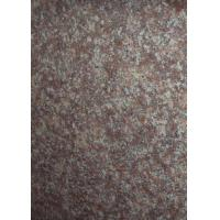 Cheap 60 X 60cm Polished Granite Tiles G687 Peach Red Big Slab CE Certification for sale