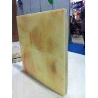 China Marble Onyx Composite Ceramic Tile on sale