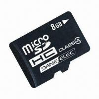 Cheap 8GB Micro SD Card, High Speed Transfer, 5 Years Warranty, Customized Logos, Brands are Accepted for sale