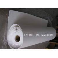 Cheap Thermal Paper Ceramic Fiber Paper For Engine Hood Insulation Ceramic Wool Paper for sale