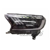 Cheap IP68 4x4 Auto Parts  Off - Road LED Headlight For Rnager T7 T8 Pickup for sale