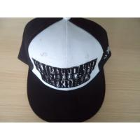 Cheap Wholesale hip hop 3D Embroidery logo and printed logo size fitted cap snapback caps and hats for sale