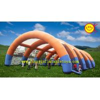 Waterproof Large Inflatable Party Tent Accommodating Hundreds Of People