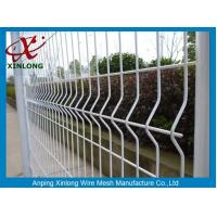 Quality Waterproof Galvanized Wire Fence Panels , Wire Mesh Security Fencing  wholesale