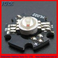 Buy cheap 1W/3W RGB High Power LED Lighting with 6pins from wholesalers