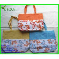 Cheap 2014 Special designed paper/non woven straw bag for sale