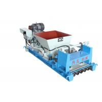 Concrete Extrusion Machine : Precast concrete hollow core slab making machine of