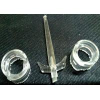 Cheap Halo ring music and vedio system prototype mould for buttons , PC clear and polish surface for sale