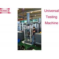 Cheap Multi Stranded Wire Tensile Testing Machine 600kN φ6-φ21mm ASTM A370 Standard for sale