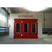 Quality Professional SUV Vehicle Spray Bake Paint Booth , Lacquer Spray Booth wholesale