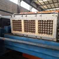 China 200KW Paper Eggs 350pcs / H Pulp Tray Machine on sale