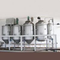 Cheap Oil Refinery Plant (2TPD/3TPD/5TPD/6TPD) for sale