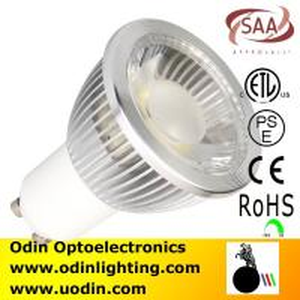 Cheap gu10 downlight cob led spotlight bulb dimmable 5w 3w 6w for sale