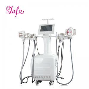 Cheap Ultrasonic Cavitation+Vacuum Liposuction+Laser+Bipolar RF+Roller Massage Slimming Cellulite Massage Machines LF-138 for sale