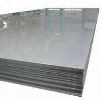 Cheap 317 Stainless Steel Plate with S31700 UNS Number and 0.4 to 100mm Thicknesses for sale
