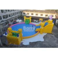 Cheap Giant Inflatable Water Park for sale