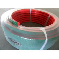 Cheap Profile A-13 ,B-17,C-22 Super grip belt Corrugated belt with top green PVC for sale