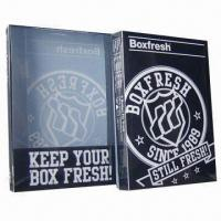 Cheap Plastic Gift Box with Silkscreen Printing for sale