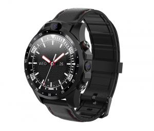 Cheap Android 7.1 GPS Navigation MT 6739 4G Smart Phone Watch for sale