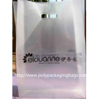 China White Plastic Bags With Handles on sale