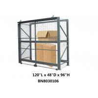 Cheap Heavy Duty Steel Pallet Rack Security Cage Systems 10