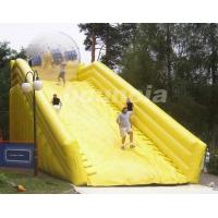 Buy cheap PVC tarpaulin Material Inflatable Zorb Ball RAMP01 for Snow Field from Wholesalers