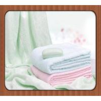 China organic antibacterial home environment bamboo carbon clean microfiber fabric towel on sale