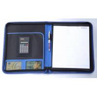 Cheap business conference folder with calculator for sale