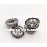 Cheap Miniature MF126ZZ Flange Deep Groove Ball Bearing Chrome Steel / Stainless Steel wholesale