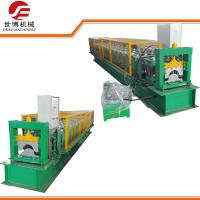 China Professional Metal Roof Automatic Roll Forming Machine For Ridge Cap on sale